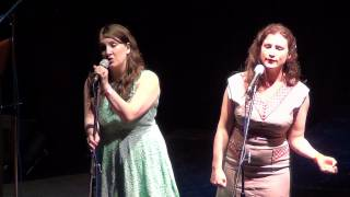 The Unthanks@The National Forest Folk Festival 2012