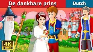 De dankbare prins | 4K UHD | Dutch Fairy Tales