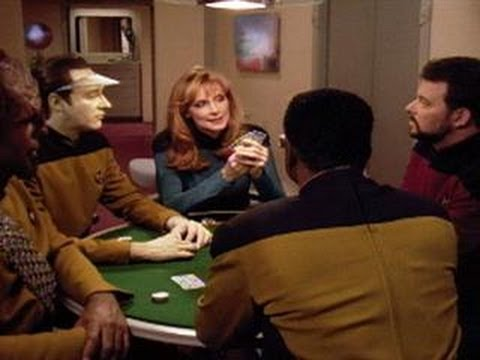 Star Trek The Next Generation Ante Up YouTube