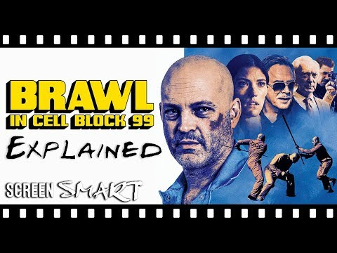 The Art of BRAWL IN CELL BLOCK 99 And Its Bizarre Violence