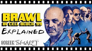 The Art of BRAWL IN CELL BLOCK 99 And Its Bizarre Violence streaming