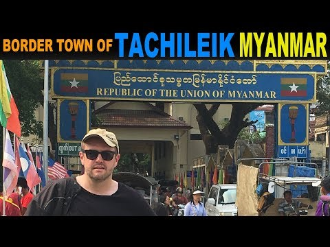 A Tourist's Guide to Tachileik, Myanmar