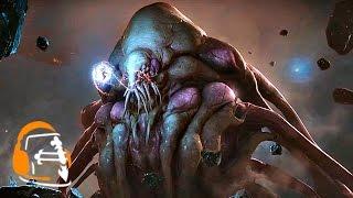 видео Сюжет Starcraft Brood War
