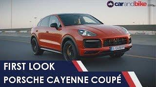 Porsche Cayenne Coupé First Look   NDTV carandbike