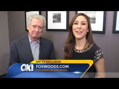 Regis Philbin to Perform at Foxwoods Resort Casino March 14th