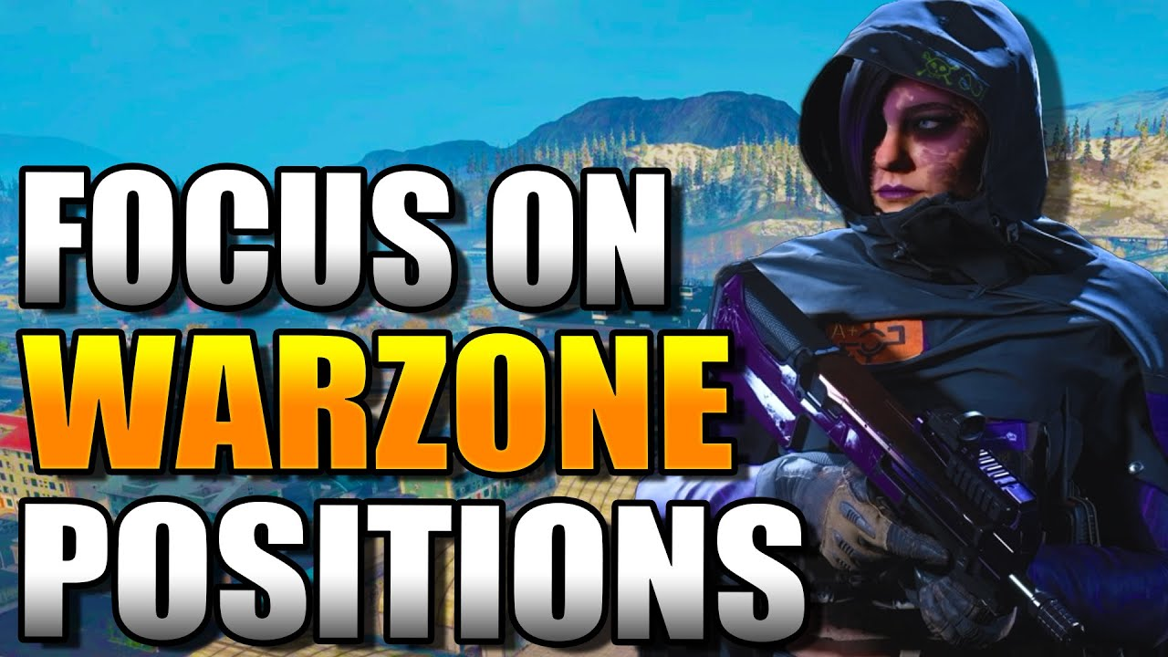 Tired Of Getting Top 5 in WARZONE?! Get BETTER at WARZONE! Warzone Tips! (Warzone Training)