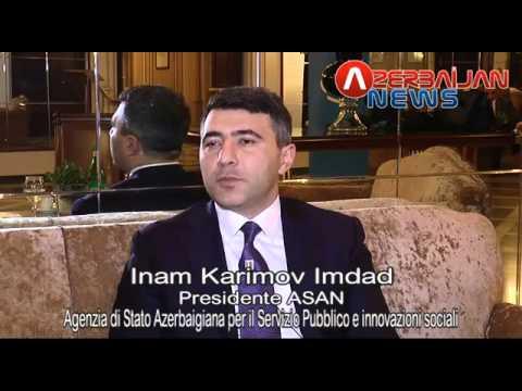 Dövlət Agentliyinin sədri İnam Kərimov Azerbaijan News TV-də 10.12.2015