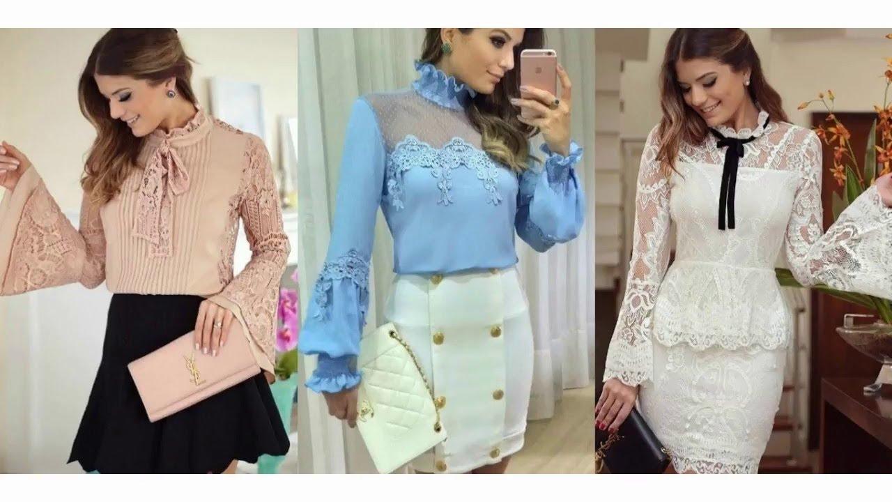 f109fea69d7f6 احلى ستايل ملابس بنات جديد 2018 - YouTube