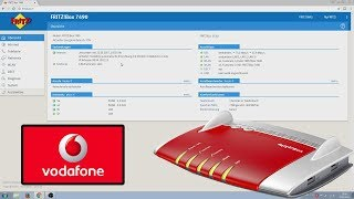 Fritzbox am Vodafone DSL Anschluss einrichten