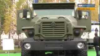 Messe-Premieren: Russland zeigt neue Panzer