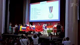 На Международной олимпиаде по химии в Париже сборная России взяла четыре золота.