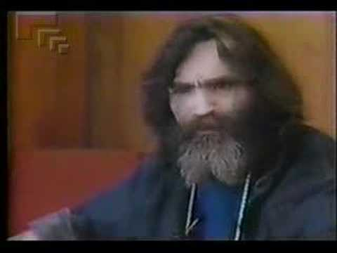 Charles Manson Speaks Gibberis is listed (or ranked) 3 on the list 10 Strangest Charles Manson Quotes
