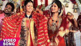 2017 सुपरहिट देवी गीत Sunar Lagelu Chunariya Me Antra Singh Priyanka Bhojpuri Devi Geet