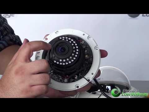 Everfocus EHD500IR Dome CCTV Camera
