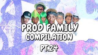 PROD FAMILY   COMPILATION 24 - VIRAL TIKTOKS   COMEDY SERIES   PROD.OG 2020   LAUGH RELATE
