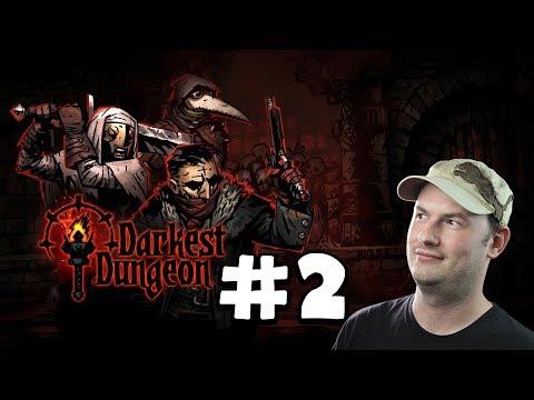 Sips Plays Darkest Dungeon (3/4/18) - #2 - We Got Him