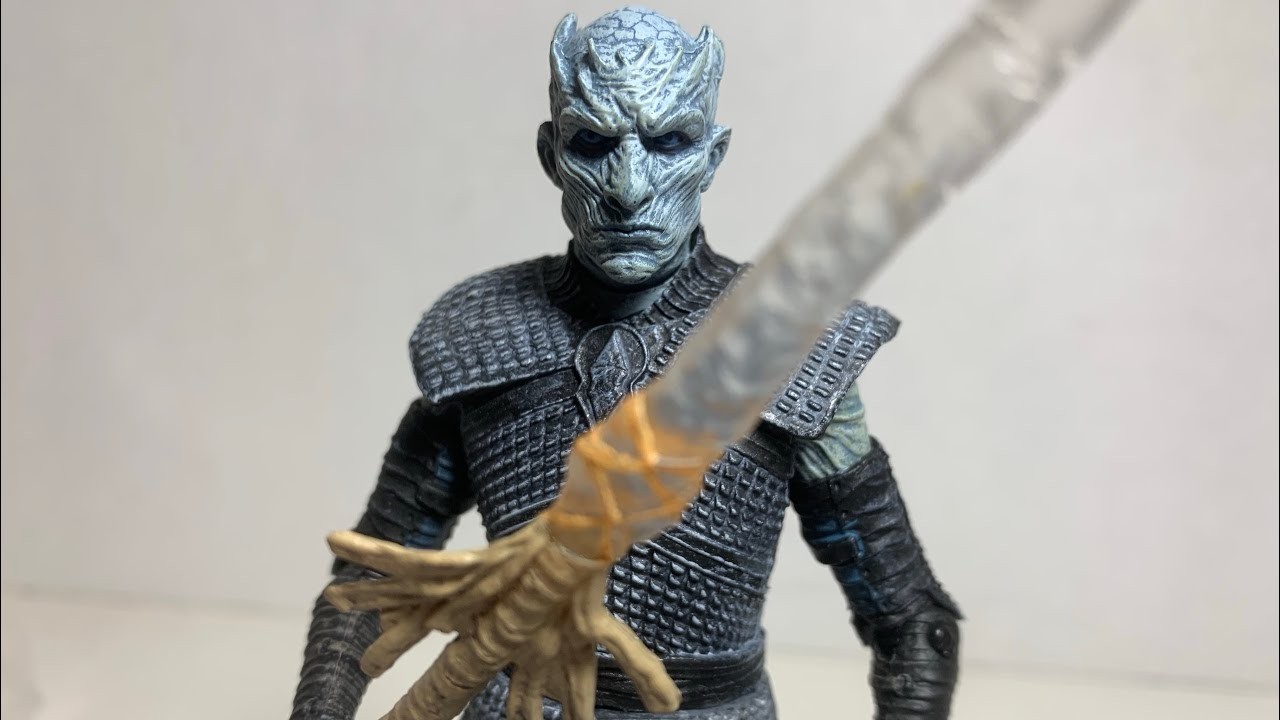 Game of Thrones Night King Figure McFarlane