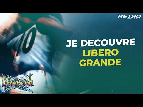 Retro Football : Je découvre...Libéro Grande (Je joue dans la peau de Zizou)
