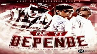 Jory Ft Plan B - De Ti Depende [2013] -=Descargar=-