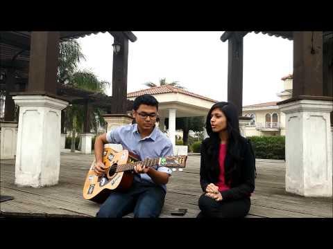 Khumaar - Acoustic cover (ft. Swati Bhatt & Suyash Agrawal)
