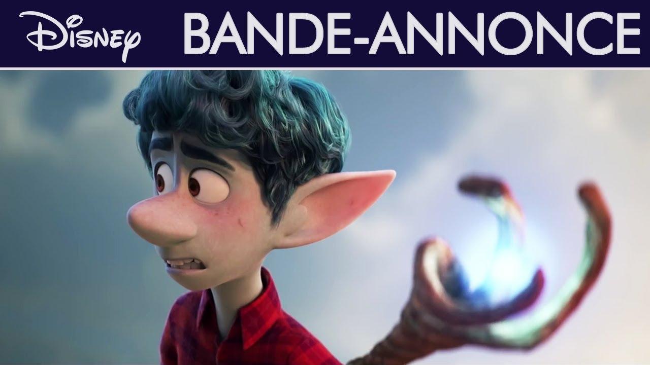 En Avant - Nouvelle bande-annonce | Disney