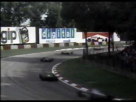 1990 F1 Grand Prix Monza Italy - Round 12 Full Race Part 1