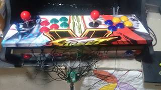Paso a paso como Montar Maquina recreativa Arcade con Raspberry pi 3