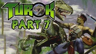 turok dinosaur hunter   raptors with guns playthrough part 7