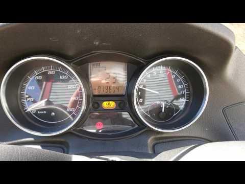 Piaggio MP3 250 2007 problem