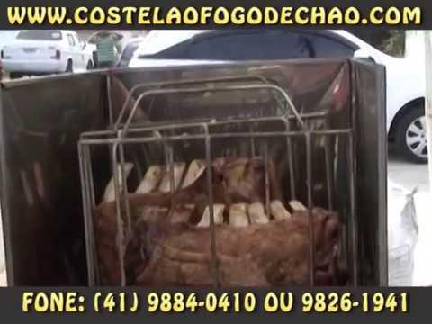 CANAL 23 - COSTELA SEM LENHA E SEM FUMAÇA - CHURRASQUEIRA 4 BOCAS