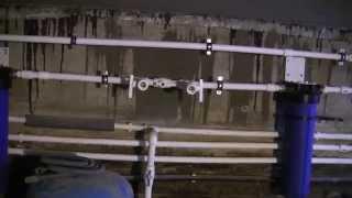 Водоподготовка в загородном доме, умягчение ч.1(Показан пример водоснабжения в загородном доме. Забор воды идет из скважины 60м, на известняк. Анализ воды..., 2015-02-12T20:01:41.000Z)