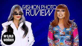 FASHION PHOTO RUVIEW: RuPaul's Drag Race UK Series 1, Episode 2