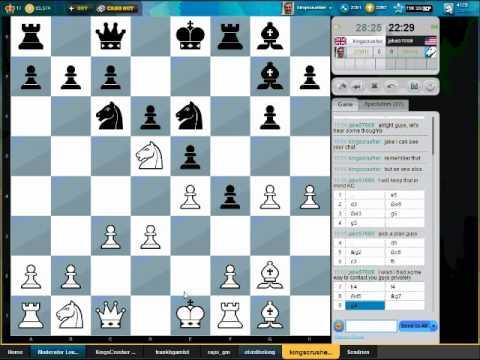 Consultation Chess Game: Kingscrusher vs Cafe Team consultation game - Fischer Random (Chess 960)