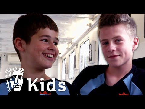 60 seconds with Jamie and Dillon from Jamie Johnson ⚽️