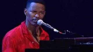 Jamie Foxx Slow Jam & If Only For One Night