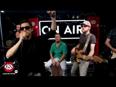 UDDI - Aseara ti-am luat basma (Live @ Kiss FM)