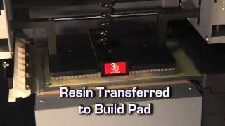 Gambar cover 3D Systems V-Flash personal 3D printer