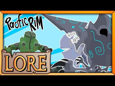 PACIFIC RIM | LORE in a Minute!