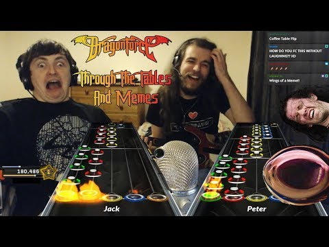 Through The Tables And Memes | Clone Hero