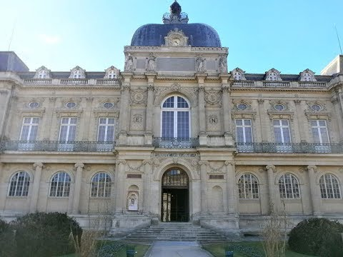 Places to see in ( Amiens - France ) Musee de Picardie
