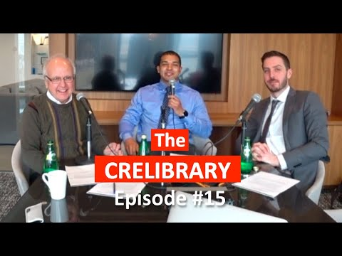 The Evolution of Canadian Real Estate with George Przybylowski | CRELIBRARY Episode #15