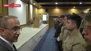 Kahramanmaraş'ta 175 'çarşı ve mahalle bekçileri' göreve başladı