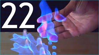 22 Amazing Science Experiments! Compilation