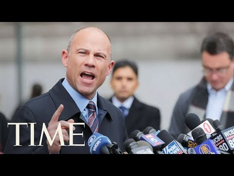 Press Conference To Announce Charges Against Attorney Michael Avenatti | TIME