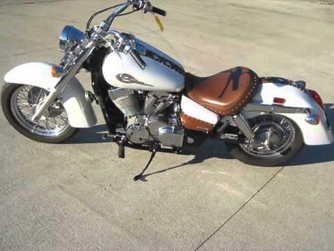 2009 Vt 750 Shadow Aero Custom 3300 For Sale Www