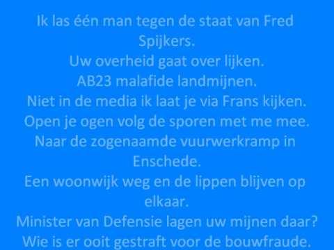 Kamervragen - Lange Frans & Baas B + Lyrics