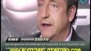 Los trece errores del árbitro Clos Gómez detectados por el Real Madrid thumbnail