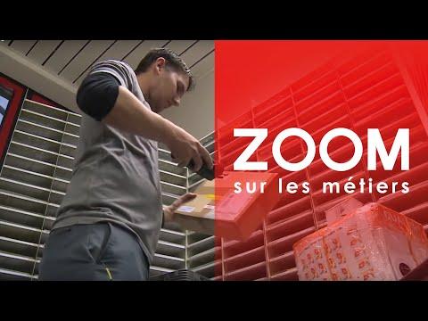 Logisticien / Logisticienne - Zoom sur les métiers