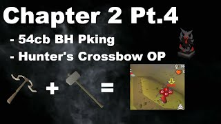 Download lagu Building a new pure Chapter 2 pt4 Hunters Crossbow to gmaul pking 50cb MP3