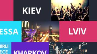 Ukrayna Gece Hayatı Turları - Lviv, Kiev, Kharkov, Odessa, Dnipro